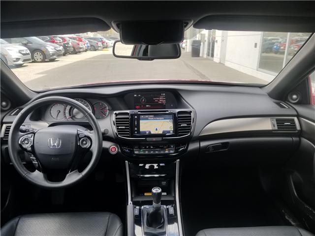 2017 Honda Accord Touring (Stk: U194114) in Calgary - Image 10 of 30