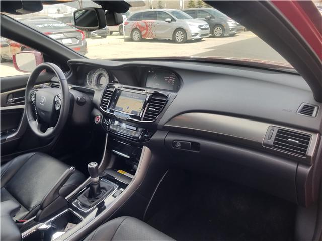 2017 Honda Accord Touring (Stk: U194114) in Calgary - Image 22 of 30