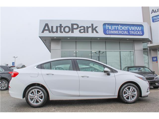 2017 Chevrolet Cruze LT Auto (Stk: APR3253) in Mississauga - Image 2 of 18