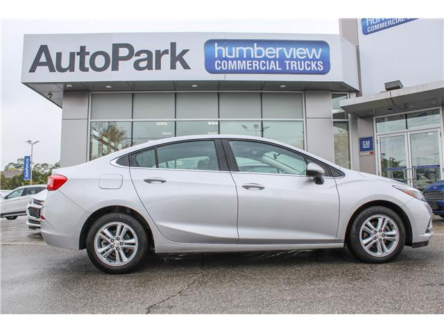 2017 Chevrolet Cruze LT Auto (Stk: APR3190) in Mississauga - Image 4 of 27