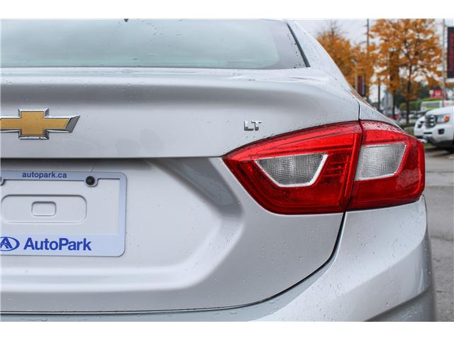 2017 Chevrolet Cruze LT Auto (Stk: APR3190) in Mississauga - Image 6 of 27