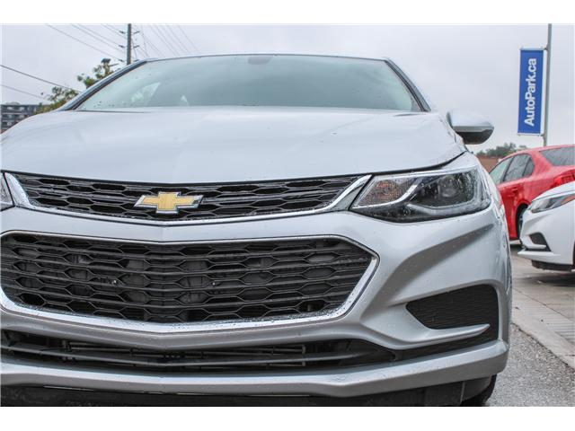 2017 Chevrolet Cruze LT Auto (Stk: APR3190) in Mississauga - Image 5 of 27