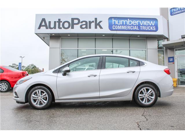 2017 Chevrolet Cruze LT Auto (Stk: APR3190) in Mississauga - Image 3 of 27