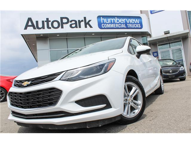 2017 Chevrolet Cruze LT Auto (Stk: 17-594801) in Mississauga - Image 1 of 21