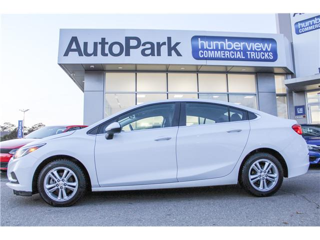 2017 Chevrolet Cruze LT Auto (Stk: 17-595849) in Mississauga - Image 2 of 19