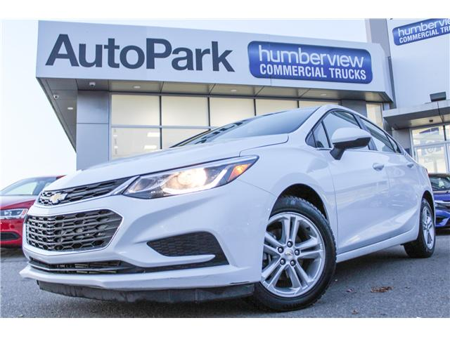 2017 Chevrolet Cruze LT Auto (Stk: 17-595849) in Mississauga - Image 1 of 19