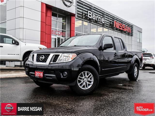 2016 Nissan Frontier SV (Stk: P4528AA) in Barrie - Image 1 of 24