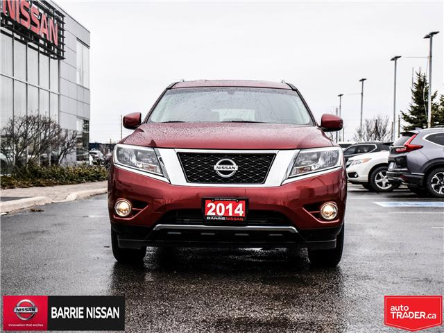 2014 Nissan Pathfinder SL (Stk: 19218A) in Barrie - Image 3 of 28