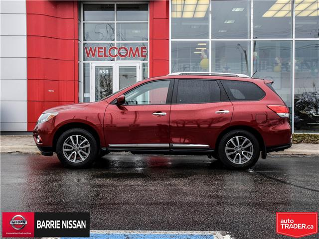 2014 Nissan Pathfinder SL (Stk: 19218A) in Barrie - Image 4 of 28
