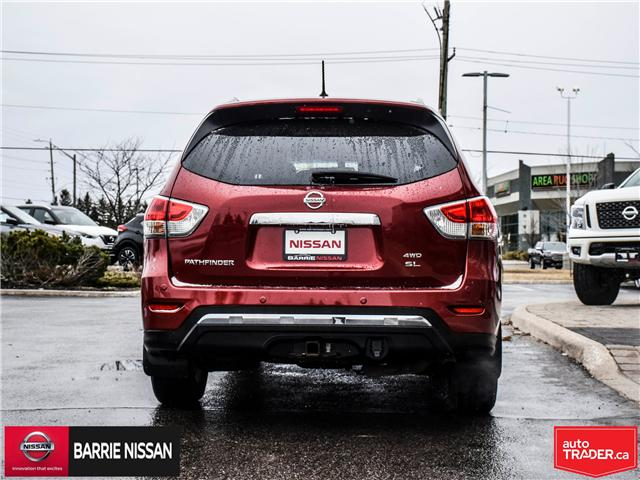 2014 Nissan Pathfinder SL (Stk: 19218A) in Barrie - Image 6 of 28