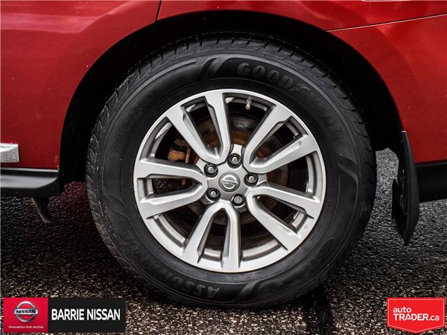 2014 Nissan Pathfinder SL (Stk: 19218A) in Barrie - Image 7 of 28
