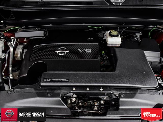 2014 Nissan Pathfinder SL (Stk: 19218A) in Barrie - Image 8 of 28