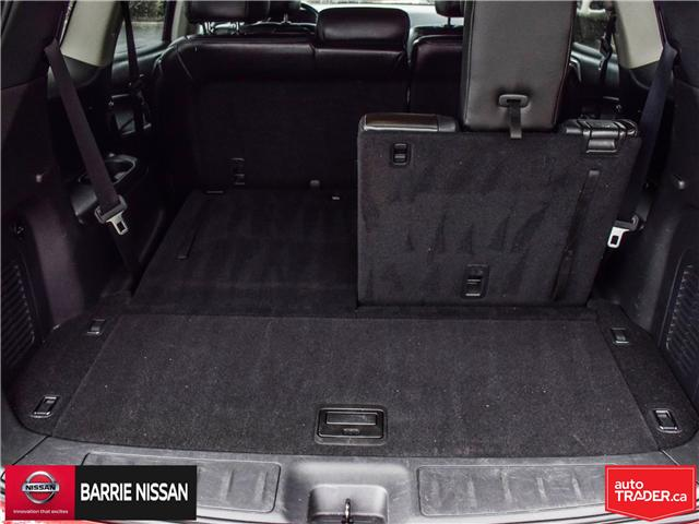 2014 Nissan Pathfinder SL (Stk: 19218A) in Barrie - Image 9 of 28