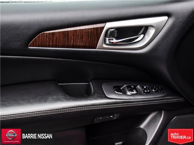 2014 Nissan Pathfinder SL (Stk: 19218A) in Barrie - Image 12 of 28