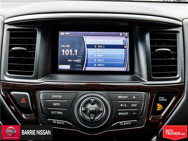 2014 Nissan Pathfinder SL (Stk: 19218A) in Barrie - Image 27 of 28