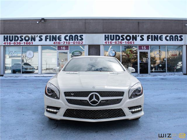 2013 Mercedes-Benz SL-Class Base (Stk: 09800) in Toronto - Image 2 of 26