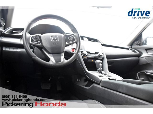 2016 Honda Civic EX (Stk: P4709) in Pickering - Image 2 of 29