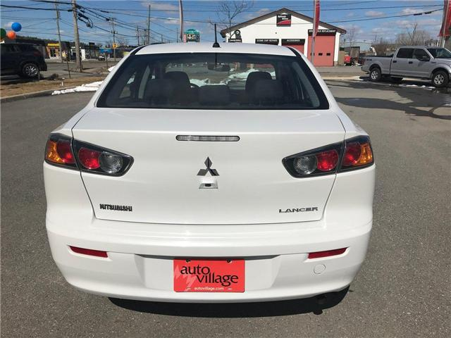 2017 Mitsubishi Lancer ES (Stk: P603994) in Saint John - Image 4 of 27