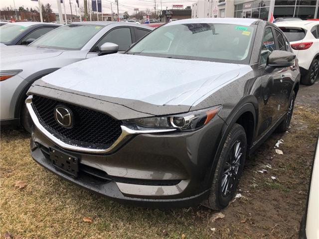 2019 Mazda CX-5 GS (Stk: N190386) in Markham - Image 1 of 5