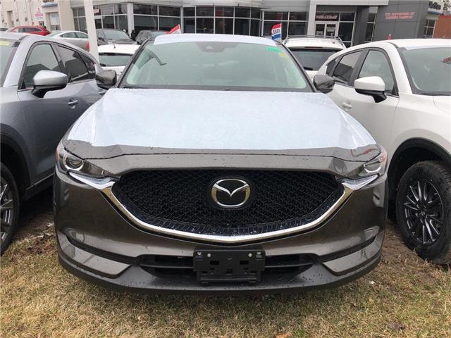 2019 Mazda CX-5 GS (Stk: N190386) in Markham - Image 2 of 5