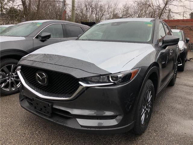 2019 Mazda CX-5 GS (Stk: N190384) in Markham - Image 1 of 5