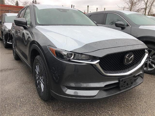 2019 Mazda CX-5 GS (Stk: N190384) in Markham - Image 3 of 5