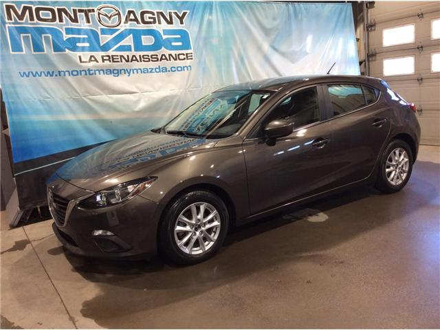 2016 Mazda Mazda3 GS (Stk: U628) in Montmagny - Image 1 of 25