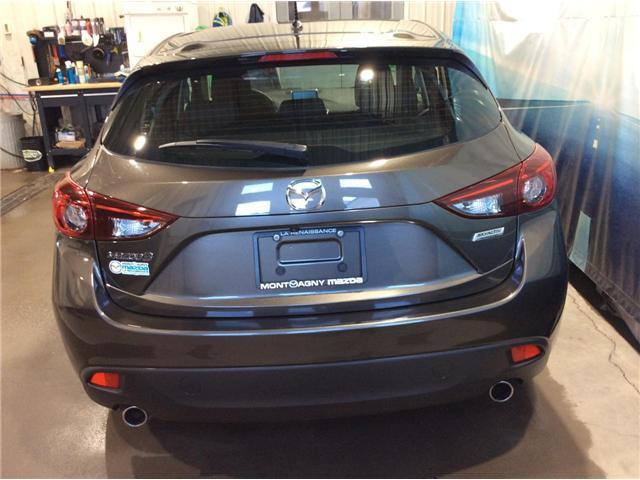 2016 Mazda Mazda3 GS (Stk: U628) in Montmagny - Image 3 of 25