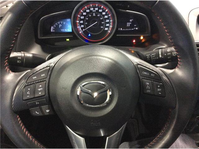 2016 Mazda Mazda3 GS (Stk: U628) in Montmagny - Image 9 of 25