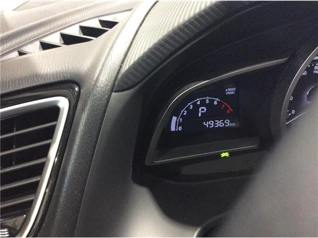 2016 Mazda Mazda3 GS (Stk: U628) in Montmagny - Image 10 of 25