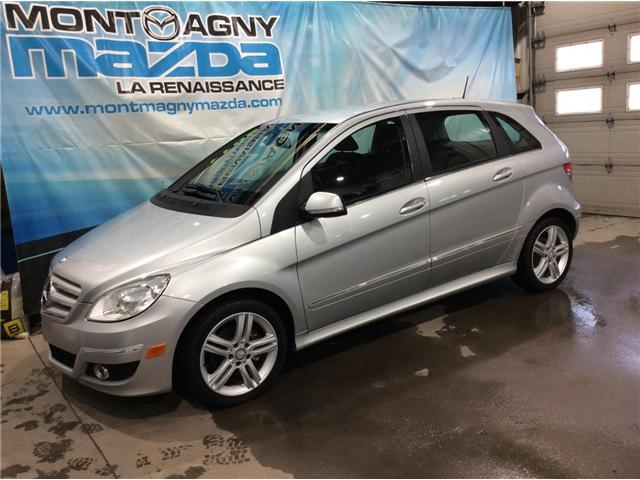 2011 Mercedes-Benz B-Class Base (Stk: 19113A) in Montmagny - Image 1 of 27