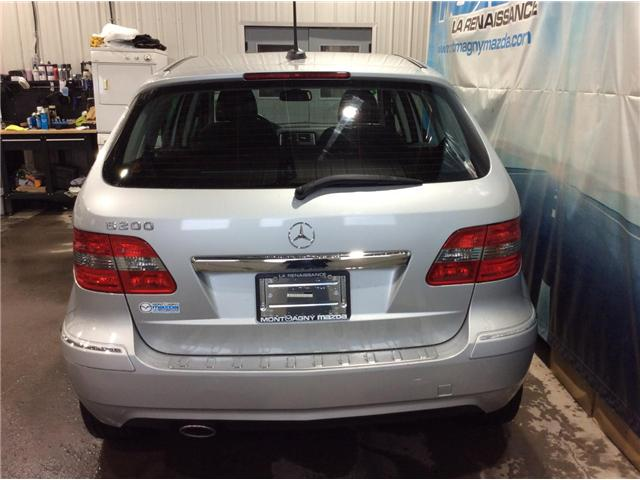 2011 Mercedes-Benz B-Class Base (Stk: 19113A) in Montmagny - Image 4 of 27
