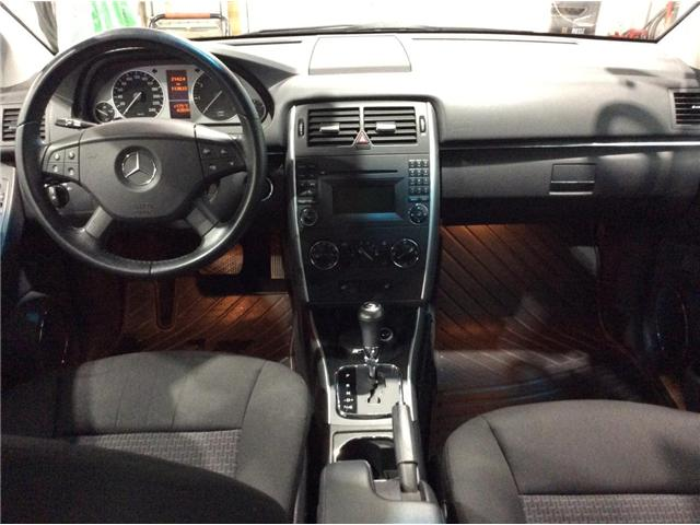 2011 Mercedes-Benz B-Class Base (Stk: 19113A) in Montmagny - Image 19 of 27