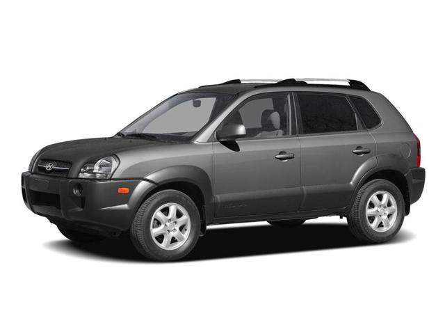 2008 Hyundai Tucson  (Stk: 39486A) in Mississauga - Image 1 of 2