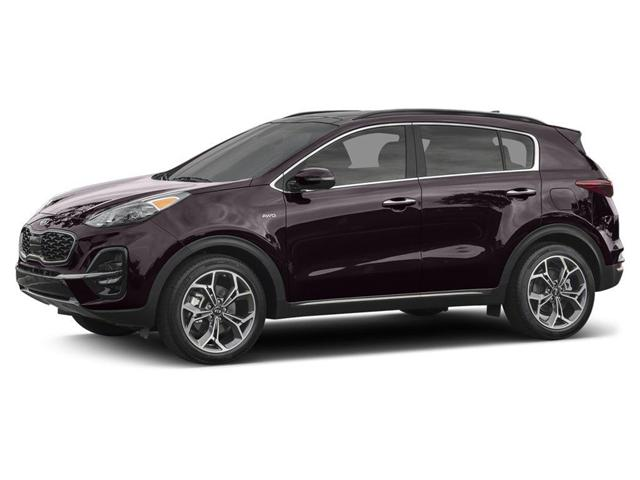 2020 Kia Sportage EX Tech (Stk: 0SP4870) in Calgary - Image 1 of 1