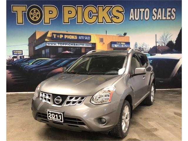 2011 Nissan Rogue  (Stk: 286874) in NORTH BAY - Image 1 of 30