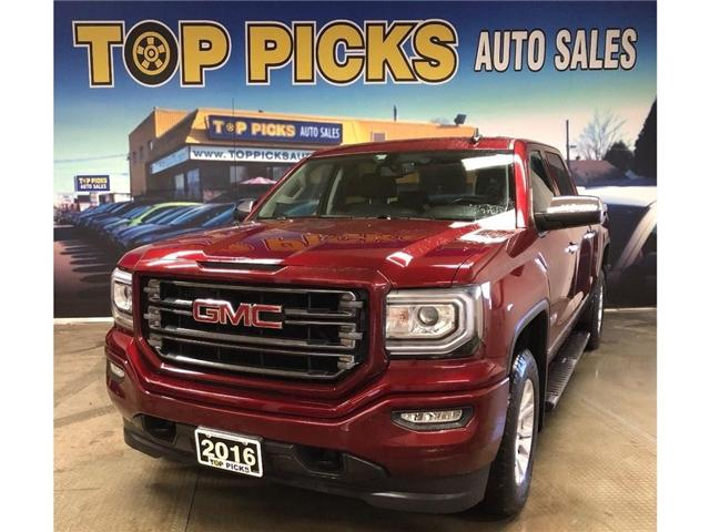 2016 GMC Sierra 1500 SLE (Stk: 354184) in NORTH BAY - Image 1 of 28