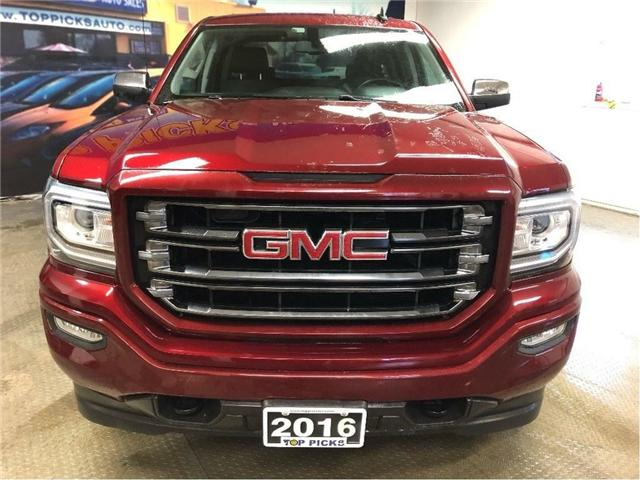2016 GMC Sierra 1500 SLE (Stk: 354184) in NORTH BAY - Image 2 of 28