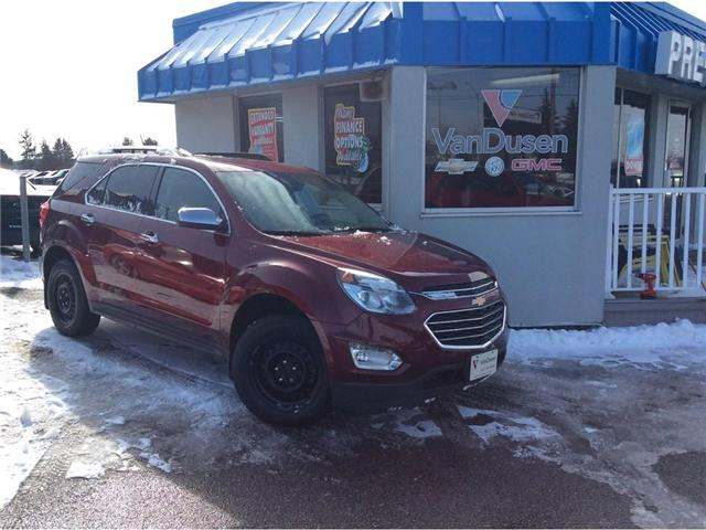 2016 Chevrolet Equinox LTZ (Stk: 194352A) in Ajax - Image 1 of 28