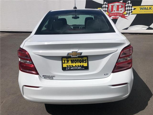 2018 Chevrolet Sonic LT Auto (Stk: 46555r) in Burlington - Image 7 of 23