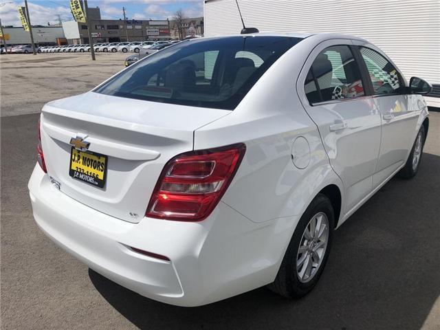 2018 Chevrolet Sonic LT Auto (Stk: 46555r) in Burlington - Image 8 of 23