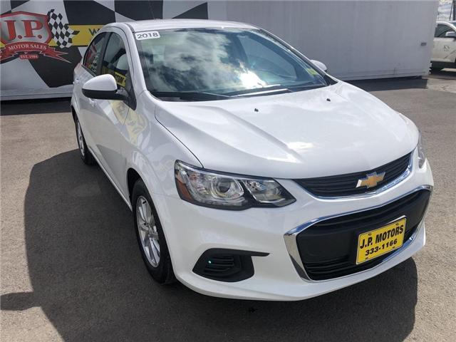 2018 Chevrolet Sonic LT Auto (Stk: 46555r) in Burlington - Image 9 of 23