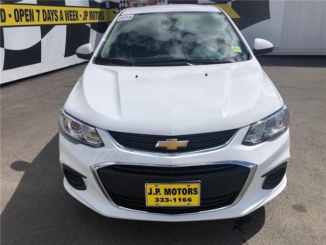 2018 Chevrolet Sonic LT Auto (Stk: 46555r) in Burlington - Image 10 of 23