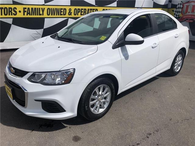2018 Chevrolet Sonic LT Auto (Stk: 46555r) in Burlington - Image 11 of 23