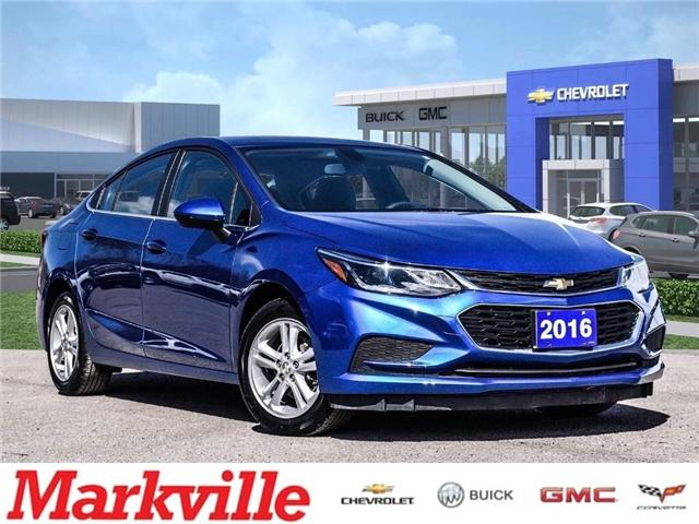 2016 Chevrolet Cruze LT-NEW STYLE-GM CERTIFIED PRE-OWNED-1 OWNER (Stk: P6308) in Markham - Image 1 of 27