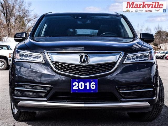 2016 Acura MDX Nav Pkg (Stk: 140475A) in Markham - Image 2 of 28