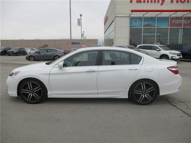 2016 Honda Accord Sport (Stk: U03441) in Brampton - Image 2 of 29