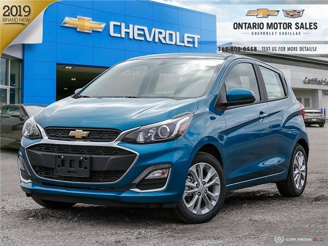 2019 Chevrolet Spark 1LT CVT (Stk: 9774022) in Oshawa - Image 1 of 19
