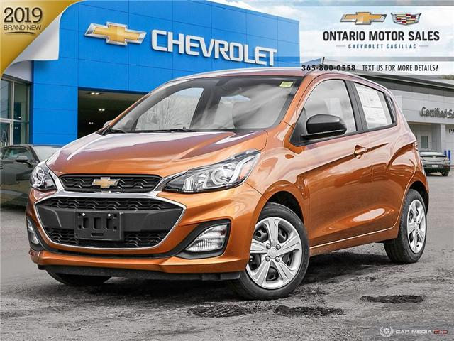 2019 Chevrolet Spark LS Manual (Stk: 9756589) in Oshawa - Image 1 of 19