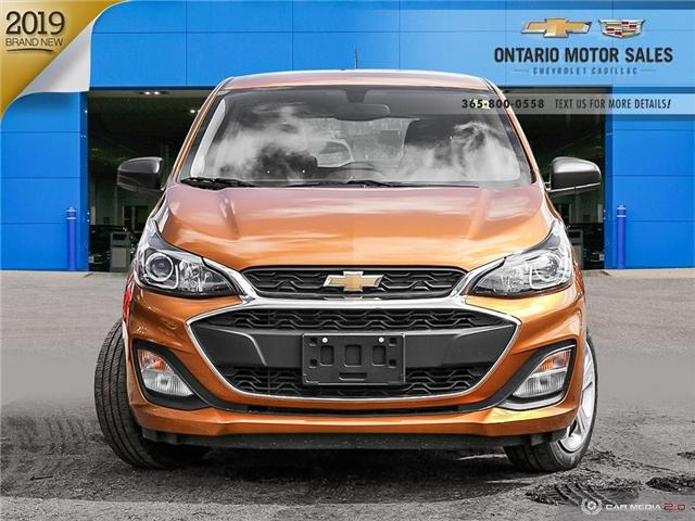 2019 Chevrolet Spark LS Manual (Stk: 9756589) in Oshawa - Image 2 of 19